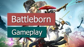 Battleborn - Gameplay