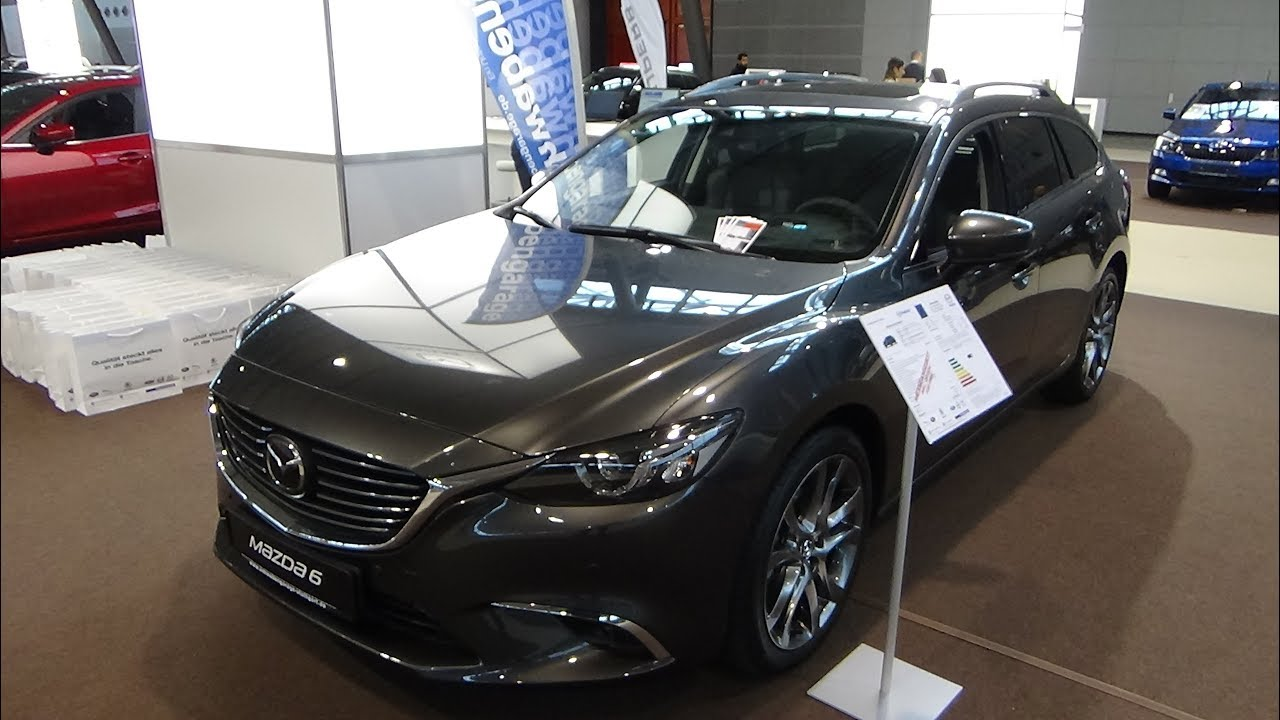 2018 mazda 6 nakama intense exterior and interior. Black Bedroom Furniture Sets. Home Design Ideas