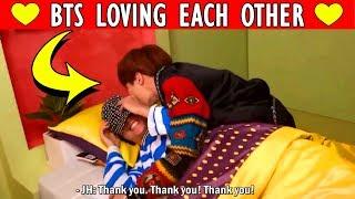 ❤ HOW BTS LOVES EACH OTHER | Bangtan Boys