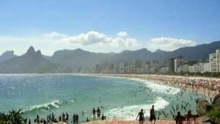 Nat King Cole & Bebel Gilberto - brazilian love song / degada dj .mpg