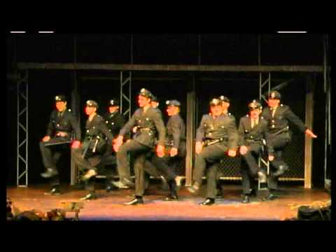 Urinetown - Cop Song (St Xavier High School)