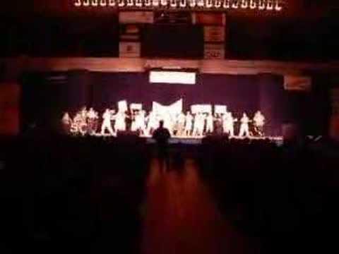 Phi Delta Theta Greek Sing 07 - CHAMPS