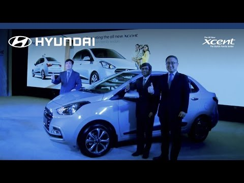 Hyundai | The All New Xcent | Launch Webcast