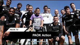 Όρθιος και νικητής - PAOK TV