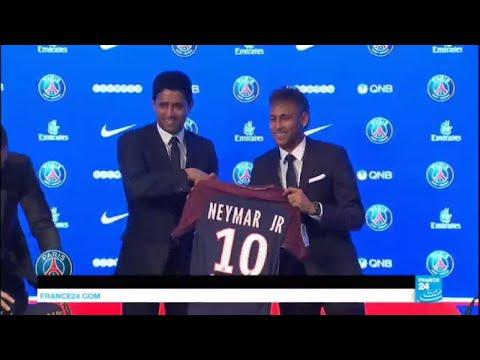 Neymar à Paris : \