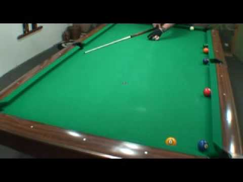 How to play Pool, Working the Tangent line