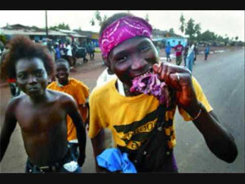 Voodoo & Black Magic: Cannibals of Liberia - General Butt Naked