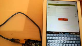 Arduino Android Serial Communication using OTG cable
