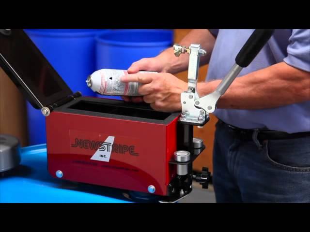 Aerovent 1 Aerosol Can Disposal System by Newstripe
