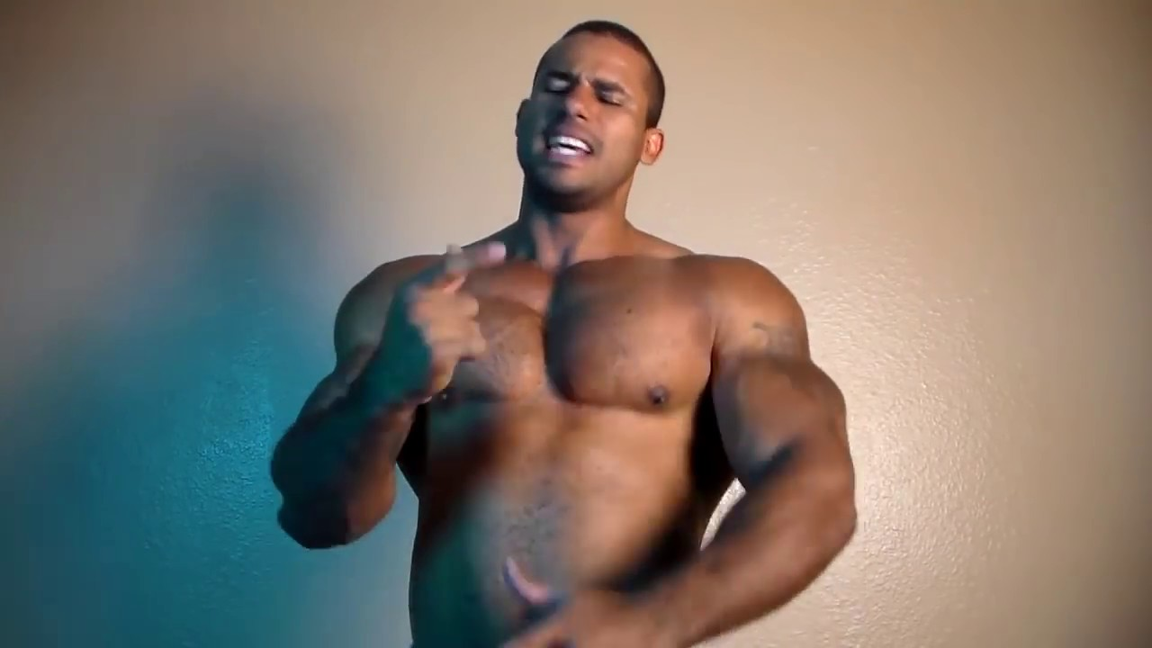masturbation and muscle