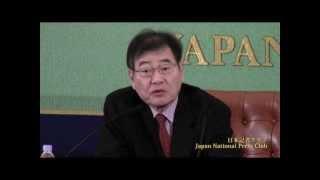 加藤紘一 元自民党幹事長 2013.2.13