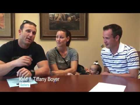 Kyle & Tiffany Testimony