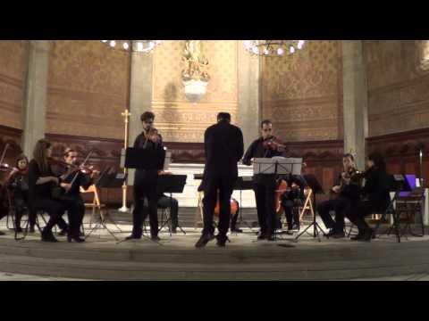 Vivaldi - Concert per a dos violins en la menor op.3 n.8 - 3. Allegro