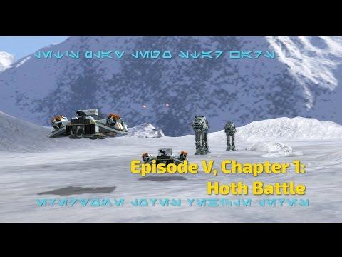 Let's Play LEGO Star Wars the Complete Saga - Episode V - Chapter 1 |