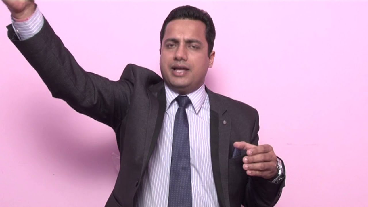 Time Management Motivational Video with Goal by Vivek Bindra English in Delhi India