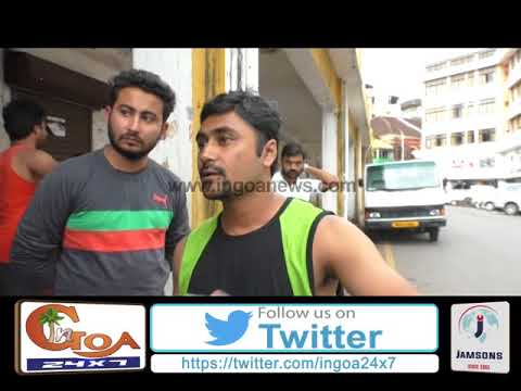 Fight Between Local Boys and Tourist at Panjim