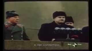 Выступления Берии, Маленкова и Молотова на похоронах Сталина