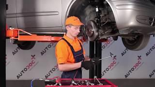 Как да сменим предна стойка на стабилизатор на MERCEDES-BENZ VIANO W639 [ИНСТРУКЦИЯ]