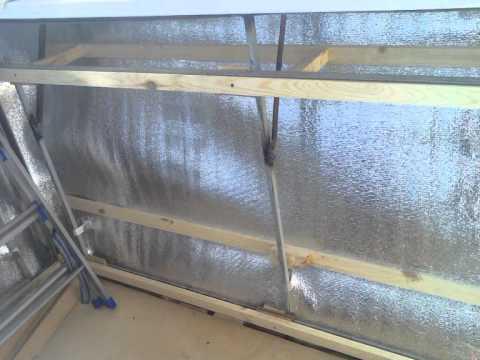отделка балкона в панельном доме
