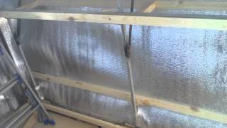 видео Ремонт балкона панельного дома. Особенности проведения работ