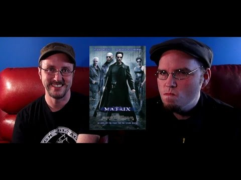 Real Thoughts on Nostalgia Critic Reviews: The Matrix
