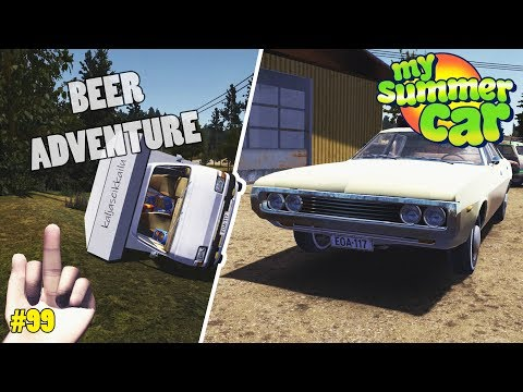 Camper Van - Stock Ferndale   My Summer Car Mods