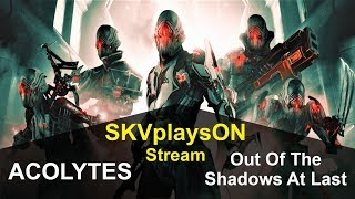 SKVplaysON - WARFRAME - Acolytes Are Back For Vengeance, Stream, [ENGLISH] PC Gameplay