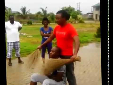 DO YOU BELIEVE IN AFRICAN VOODOO WATCH THIS