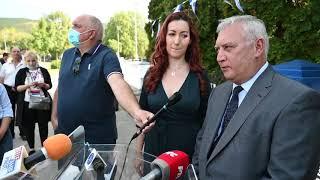 Ambasador Grčke u Srbiji Georgios Djakofotakis - YouTube