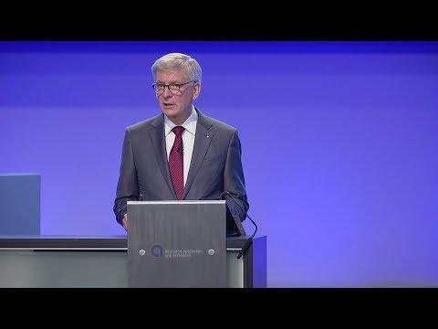 Vertreterversammlung 2017 der apoBank: Auszug aus der Rede von Herbert Pfennig