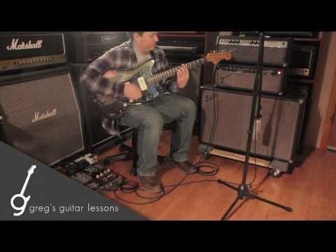 Shootout: 1966 Blackface Fender Bassman vs 1976 Silverface Bassman [with Jazzmaster]