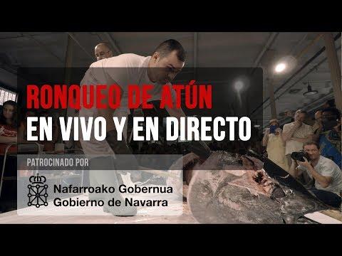 Ronqueo atún rojo almadraba - Mercado de Santo Domingo - Pamplona