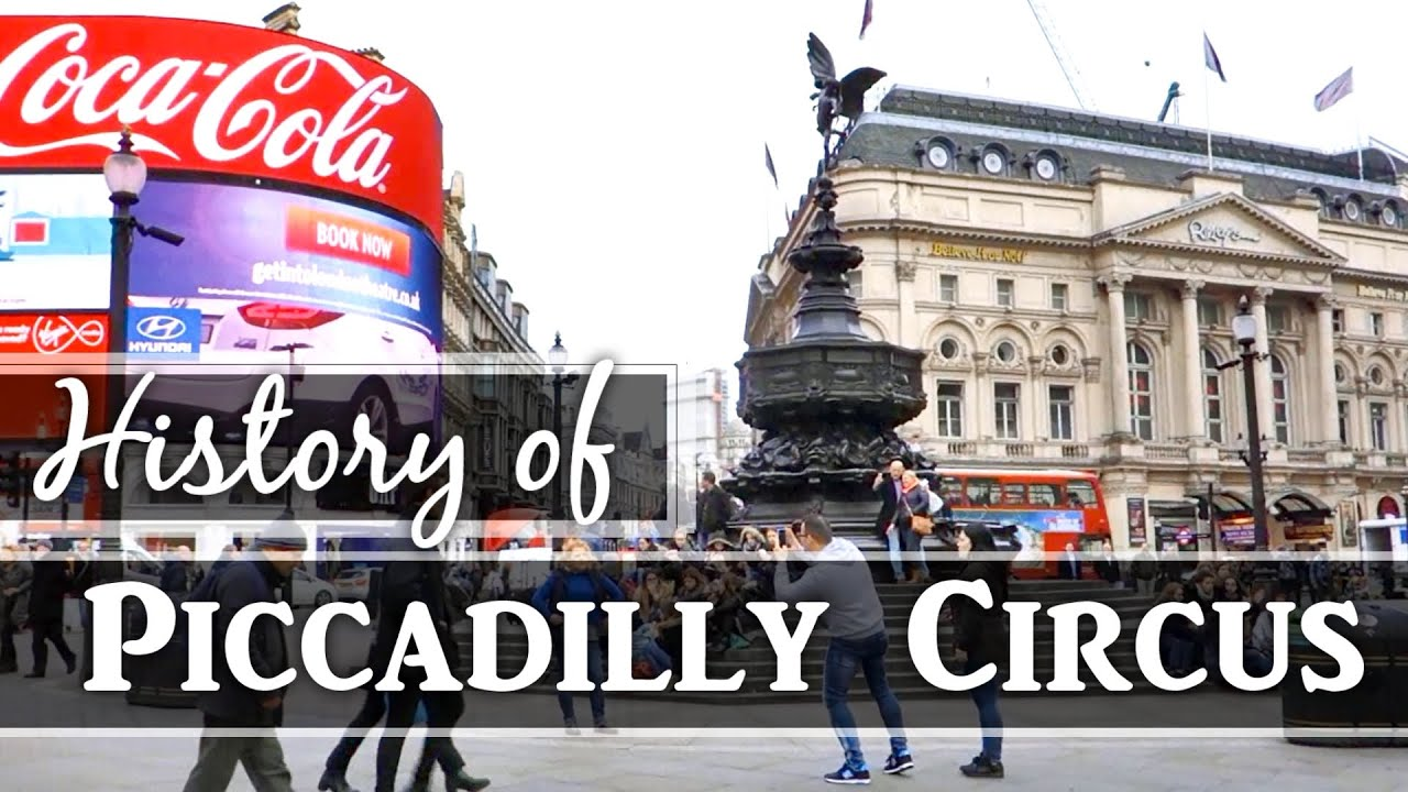 Walking Tour Piccadilly