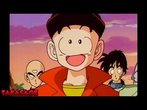 Krillin Meets Teen Goku