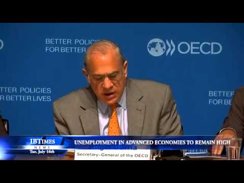 Unemployment In Advanced Economies To Remain High