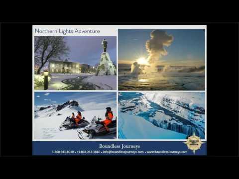 Boundless Journeys' Iceland Webinar