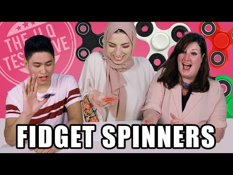 [ILQ Test Drive] Are fidget spinners worth the hype?