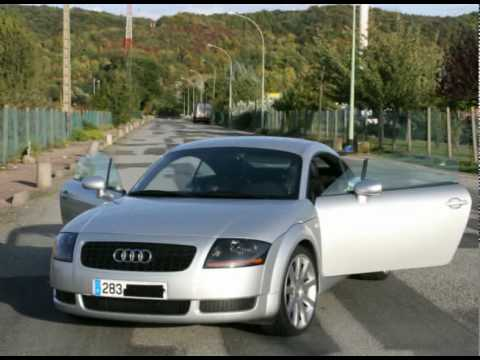 audi tt 8n 1 8t 180 cv n youtube. Black Bedroom Furniture Sets. Home Design Ideas