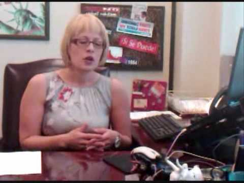 Interview with Assistant House Democratic Leader Kyrsten Sinema