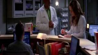 Mary McDonnell on Grey's Anatomy, Part 2