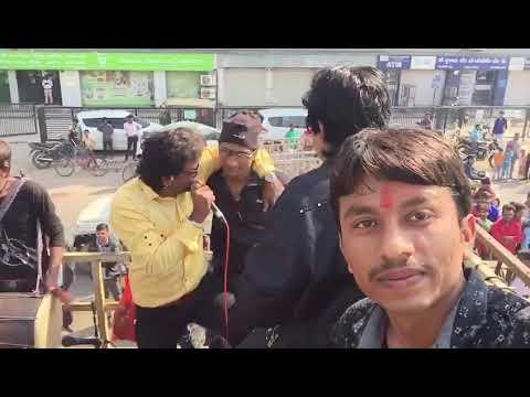 Punit limbachiya live varghodo rakesh barot