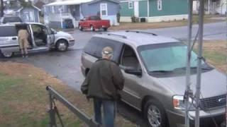 Angry Grandpa - Locks His Keys in His Van!