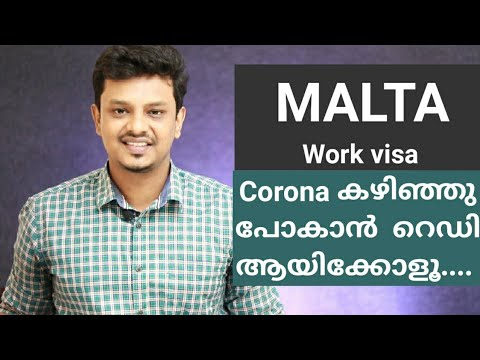 How to find a job in Malta , living expenses and many more explained in Malayalam 2020