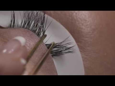 Eyelash Extension Application by Lash Affair by J.Paris®