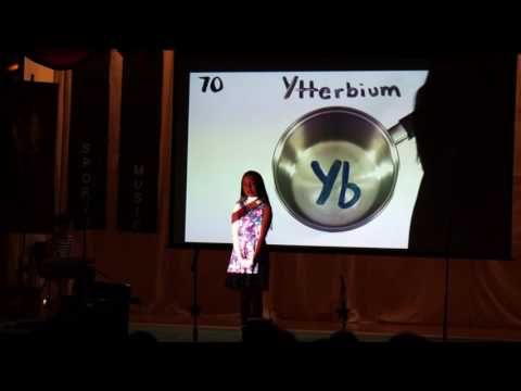 The New Periodic Table Song, 2016 Abiqua Talent Show