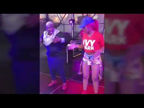 Babes wodumo new dance moves October 2017