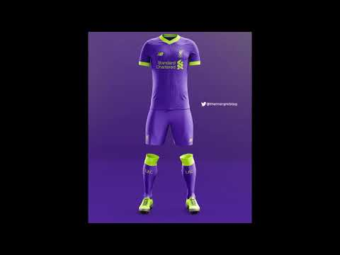840def79a Liverpool FC 18 - 19 Kit Revealed - New Balance Football - YouTube