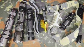 видео Как выбрать фонарь для похода