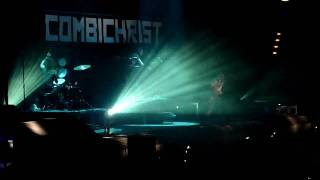 Combichrist Intro All Pain Is Gone Berlin Velodrom 091219 HD