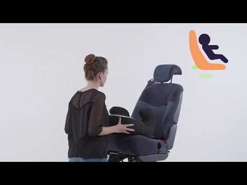 REHAUSSEUR BAS DREAM EASYFIX Gr 3 - CAR SEAT DREAM EASYFIX Gr 3